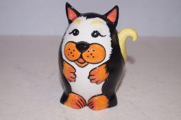 Lorna Bailey 'Yolkie the Cat'
