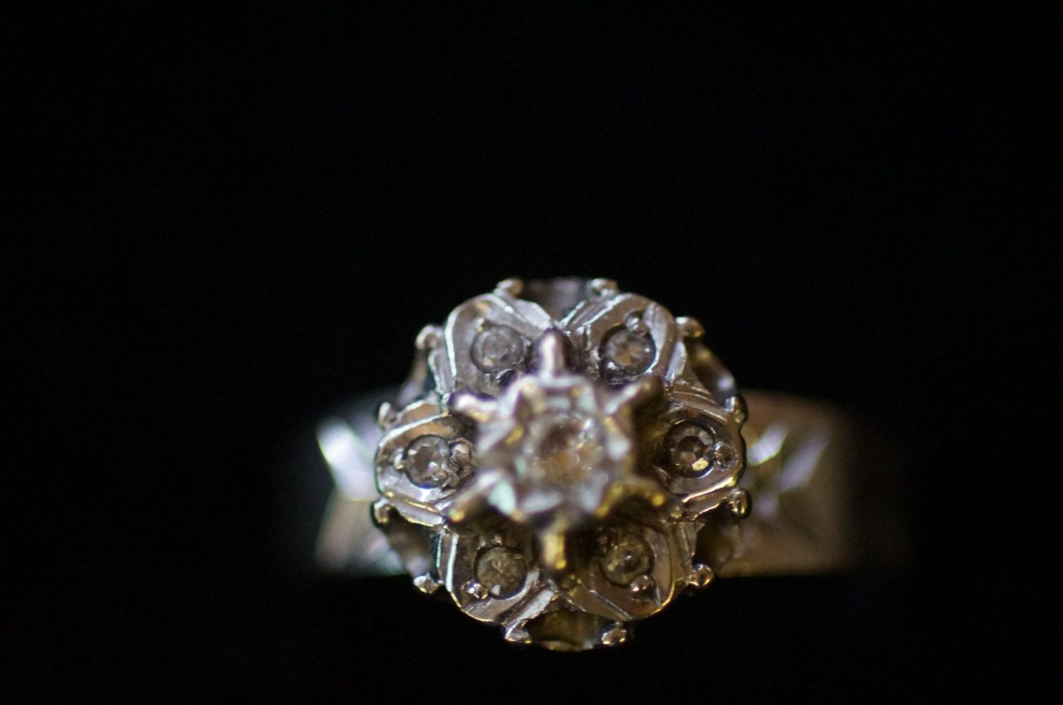 Jewellery auction - Diamonds, gold and silver