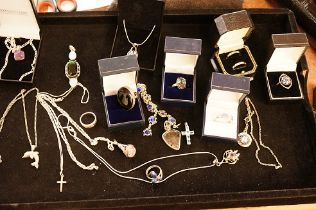 A very good collection of mainly Silver Jewellery