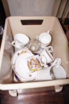 Collection of Ceramic Commemorative Wear