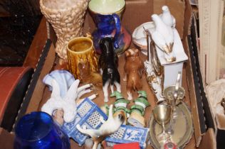 Mixed Box of Ceramics and Others