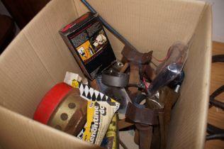 Mixed Box to include a Desmo Burner