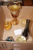 Paperweights and Glassware