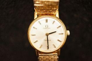 Ladies Omega Geneva Wristwatch