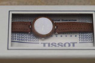 "Lady's Tissot ""rock"" wristwatch"