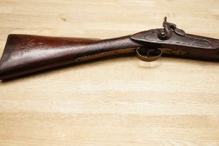 Early Victorian Musket Rifle (See Photos)