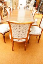 Early 20th Century Oak Extending Dining Table - 10