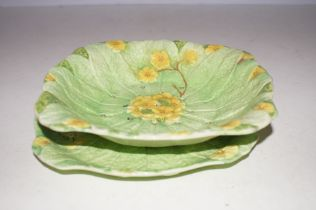 Royal Winton Lettuce Dish and Plate
