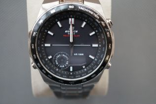 Gents Edifice Wristwatch