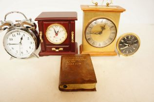 Collection of Clocks to include a National Provinc