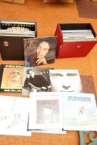 Two Cases of LP Records