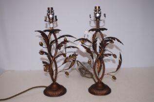 Pair of Dorma Table Lamps