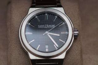 Saint honoré wristwatch, as new