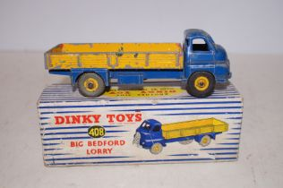 Dinky 408 Big Bedford lorry (Boxed)