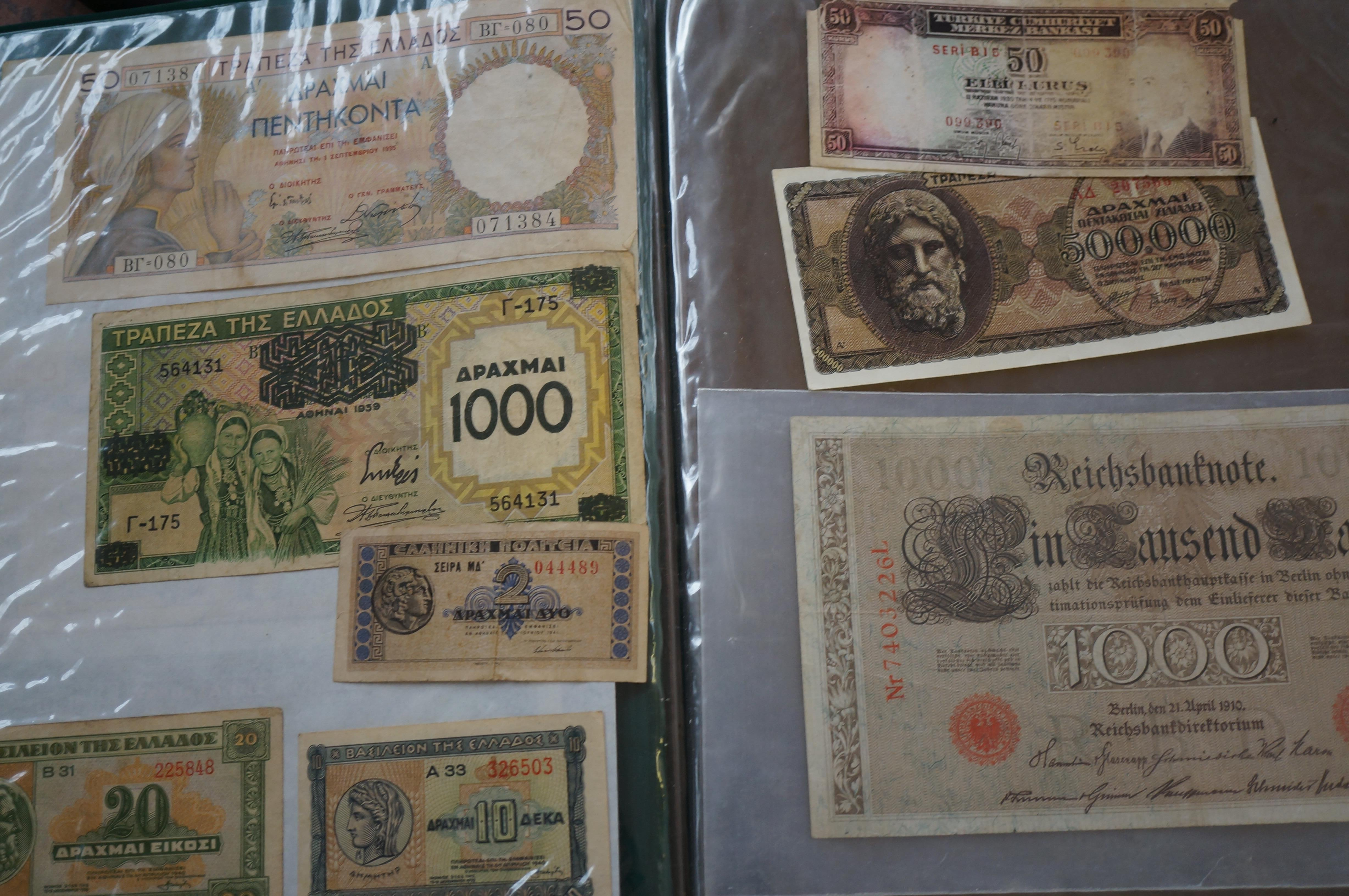 Interesting Bank Note and Coin Collection to inclu - Image 3 of 4
