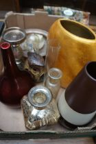 Collection of Glass and Ceramics