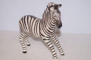 Beswick Zebra
