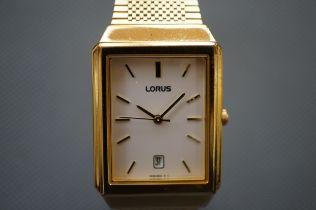 Gents Lorus Dress Watch