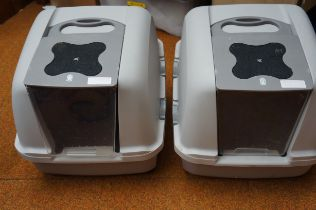 Two Pet Carry Cases