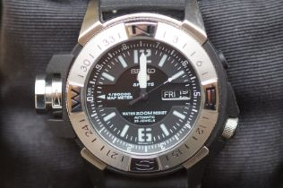 """Seiko """"Map Meter"""" limited edition 1/5000 automatic"""