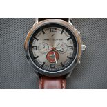 Gents Daniel Hechter Wristwatch (Currently Ticking