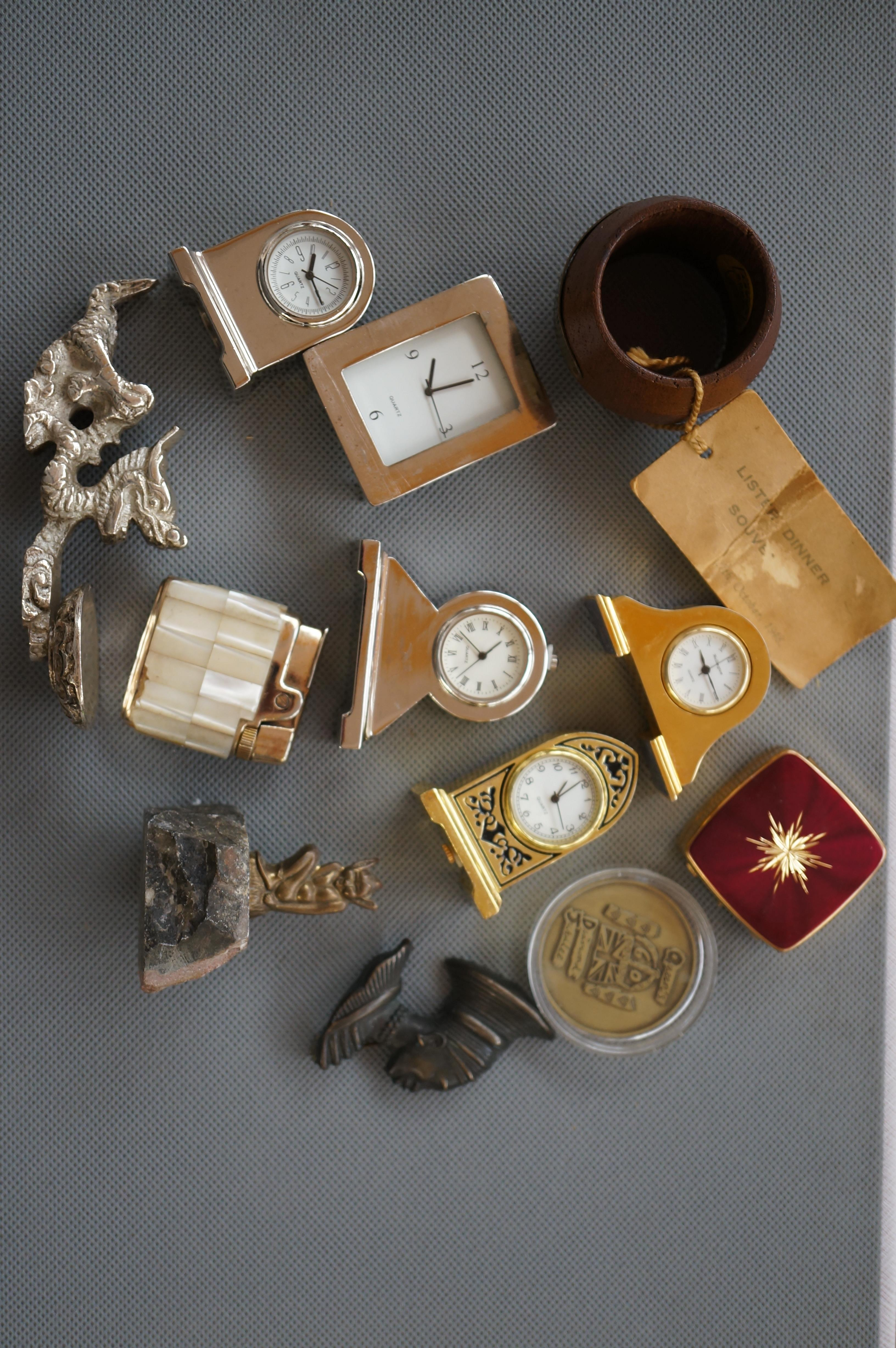 A Collection of Various Items