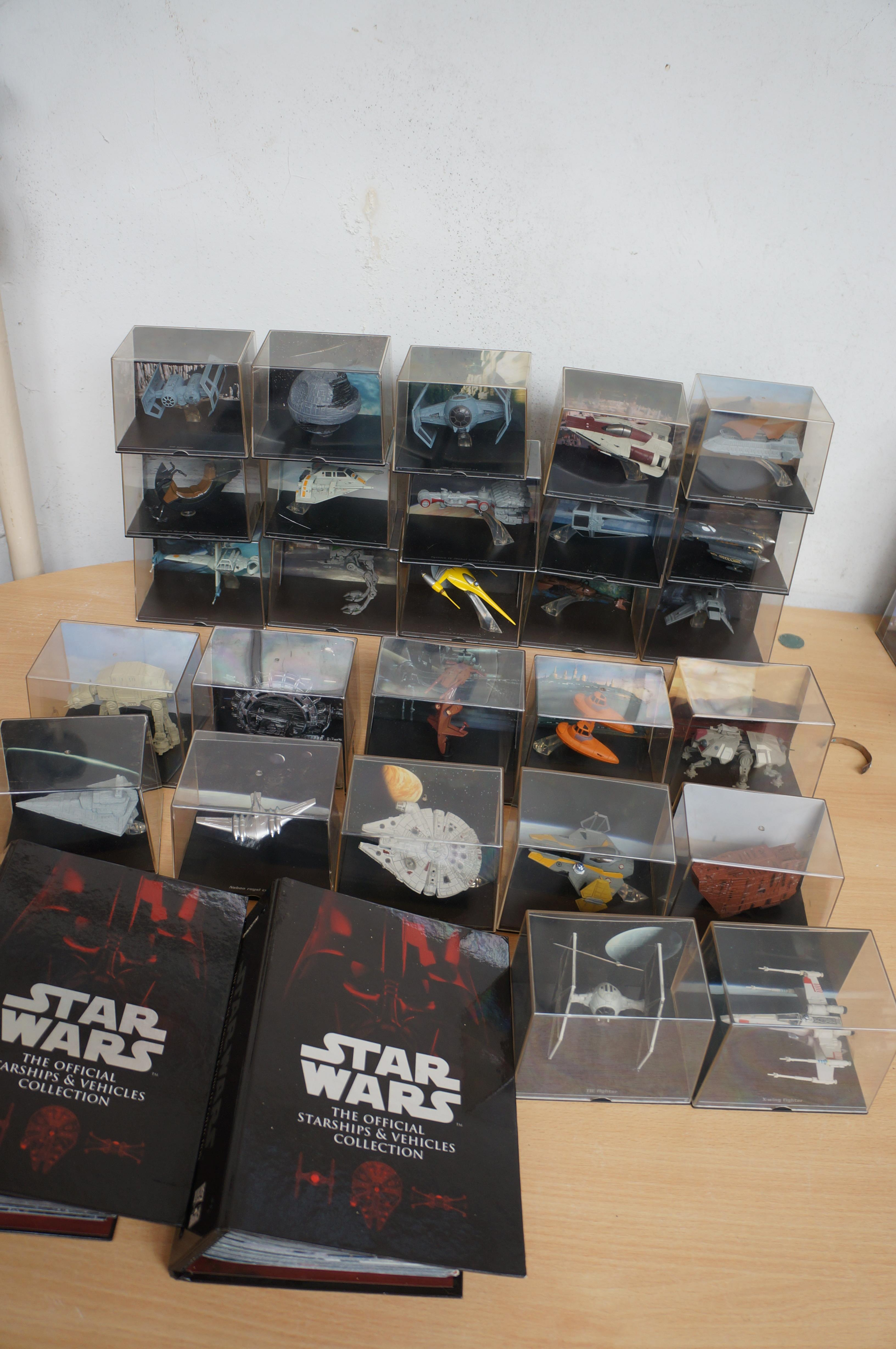27 Star Wars Models to include Magazines