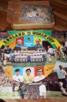 England Word Cup Mexico 1970 Jigsaw