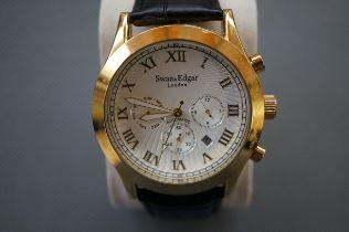 Gents Swan & Edgar London Wristwatch
