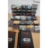 29 Star Wars Models to include Two Albums of Magaz
