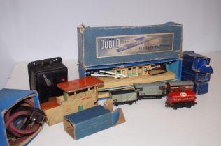 Hornby Dublo Island Platform Boxed, Transformer an