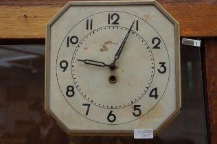 Continental Kienzle Wall Clock