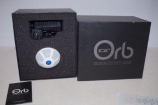 Ice Orb, Levitating Bluetooth Speaker Boxed