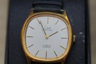 Limit international wristwatch