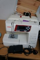 Janome Sewing Machine and Accessories
