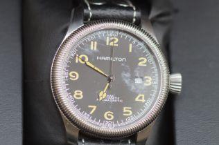 Hamilton Khaki automatic wristwatch