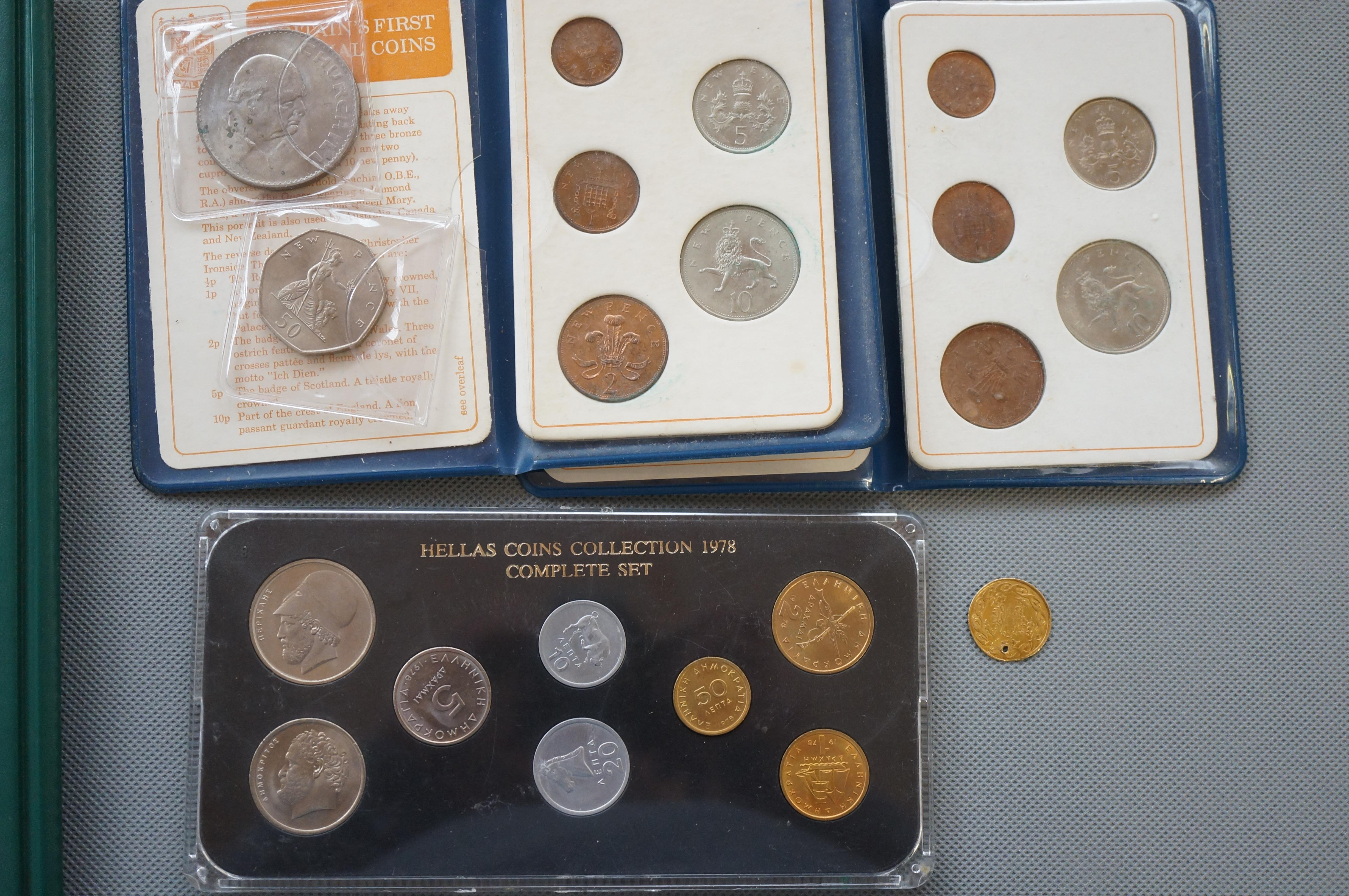Interesting Bank Note and Coin Collection to inclu - Image 2 of 4