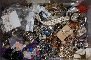 Very large quantity of Costume Jewellery