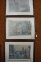 Three Artist Proof Prints by Bob Richardson, All F