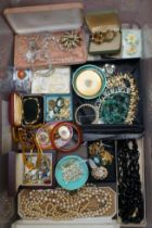 Collection of Costume Jewellery, mainly Vintage