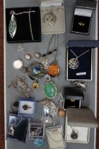 Collection of mainly Silver Costume Jewellery and