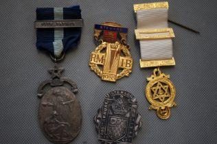 Collection of Masonic Jewells