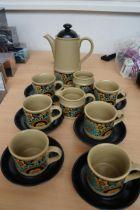 Retro Sadler Coffee Set