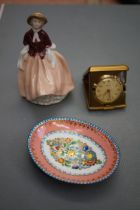 Austrian Enamelled Pin Dish, Newmark Small Time Pi