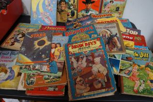 Collection of mainly Vintage Annuals from 1931 Onw