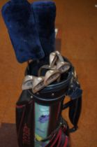 Fazer Golf Clubs & Bag (No Putter)
