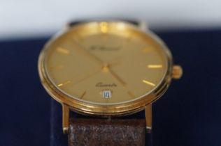 Gents H.Samuals Calendar Wristwatch - Boxed, Curre