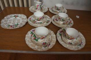 Bone China Part Tea Service