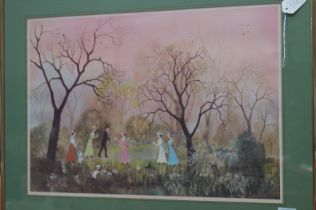 Helen Bradley Print
