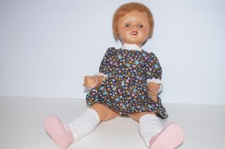 English Pot Doll - 20in